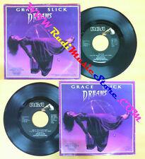 LP 45 7'' GRACE SLICK Dreams Do it the hard way 1980 usa RCA 12041 no cd mc dvd