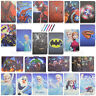 Superheros Cover Case For Samsung Galaxy Tab A 7/8/10.1 Stand Flip PU Leather