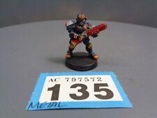 Games Workshop Necromunda Adeptus Arbites Enforcer Shotgun 135-572