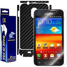 ArmorSuit MilitaryShield Samsung Epic 4G Touch Screen Shield + Black Carbon Film