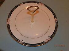 "Vintage Royal Doulton Vogue Enchantment Pattern 10"" Center Handled Serving Dish"