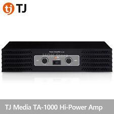 Taijin TJ Media TA-1000 1KW Mixer Hi-Power Amplifier Work with Karaoke Machine