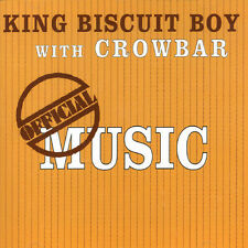 King Biscuit Boy - Official Music [New CD] Canada - Import