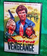 BRAND NEW RARE OOP CODE RED RICHARD HATCH HEATED VENGEANCE ACTION MOVIE DVD 1984