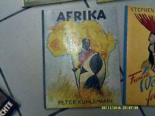 Sammelbilder Peter Kuhlmann Afrika komplett Herba Verlag 1968