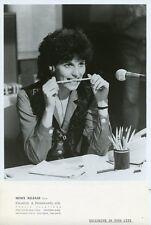 LUCIE ARNAZ AS RADIO HOST BITES PENCIL THE LUCIE ARNAZ SHOW 1981 CBS TV PHOTO