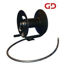 "HP-HRM150-D General Pump High Pressure Hose Reel w Pigtail for 150' X 3/8"" Hose"