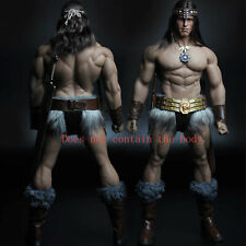 MR.TOYS 1/6 Soldier Conan the Barbarian Head Carving Costume Group Clothing Set