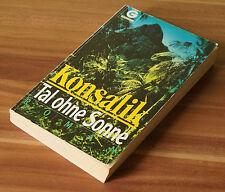 Buch: Konsalik Roman - Tal ohne Sonne