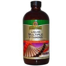Nature's Answer, Liquid Multiple Vitamins, 16 fl oz (480 ml)