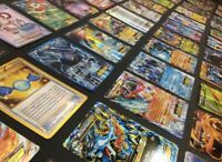 Pokemon Card Lot 50 OFFICIAL TCG Cards 1Ultra Rare Included - GX, EX, Or MEGA