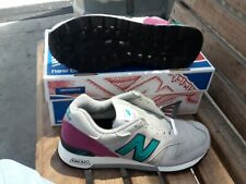 NEW BALANCE MEN'S CONNOISSEUR M1300DGR   MADE IN THE USA RUNNING SHOE SIZE: 7