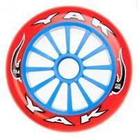 125mm Inline Skate Wheel indoor outdoor rollerblade speed big adult scooters 78A