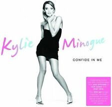 KYLIE MINOGUE (CONFIDE IN ME - 2CD SET SEALED + FREE POST)
