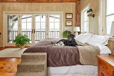 Dog-Proof Fleece Coverlet Queen - Orvis