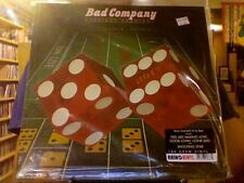 Bad Company Straight Shooter LP sealed 180 gm vinyl RE reissue