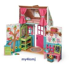 American Girl Doll Welliewishers Playhouse wellie wishers Playset play house