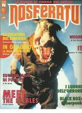 Nosferatu Rivista Cinema n.10 - Acme 1991