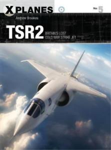 Brookes Andrew-Tsr2 (Britain'S Lost Cold War Strike Jet) BOOK NUEVO