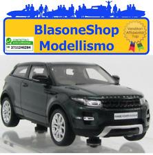 NUOVO IN SCATOLA ORIGINALE 1:43 Modello di auto Bburago Land Rover Lrx Nero o Bianco