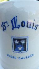ANCIENNE CHOPE A BIERE , BIERE SAINT LOUIS, St LOUIS, BIERE D'ALSACE