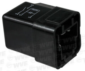 A/C Compressor Control Relay WVE BY NTK 1R1331