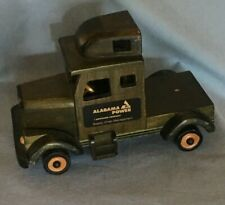 Alabama Power Company A Southern Co Wood Truck Collection Vintage