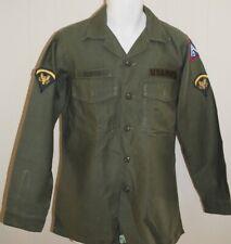 Vintage Vietnam Era Fifth U.S.Army Uniform Shirt Specialist 5 A5