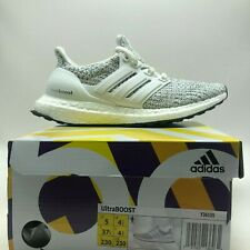 adidas Ultraboost Running Shoes Men's Size 10 White/grey