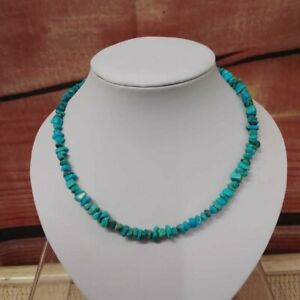 JAY KING DESERT ROSE TRADING STERLING SILVER & SOUTHWEST TURQUOISE NECKLACE