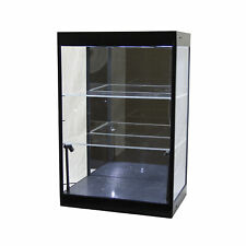 Three Tier 1:18 Scale Lighted LED Display Case