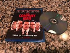 The Company Men Blu-ray Disc! 2011 ER The West Wing