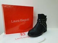 Scarpa Donna Laura Biagiotti  .Sconto - 50 % Art. 2022 - 22 - Col.Nero