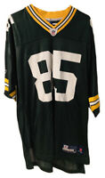 Green Bay Packers Greg Jennings Reebok On Field Mesh Jersey Mens XL Green NFL