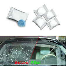 10X Car Auto Windshield Washer Cleaning Solid Effervescent Tablets Accessories