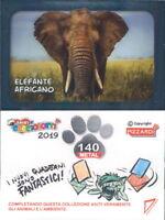 PANINI-AMICI CUCCIOLOTTI Mission amoureux des animaux autocollants Nº 181