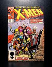COMICS: Marvel: Uncanny X-Men #219 (1987), The Marauders app - RARE