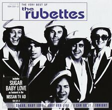 THE RUBETTES: THE VERY BEST OF CD GREATEST HITS / SUGAR BABY LOVE / NEW