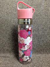 Starbucks Japan Cherry Blossom water bottle  2012 SAKURA 20oz Free Shipping