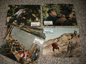 Die Rückkehr des Gefürchteten - 11 AUSHANGFOTOS - Giuliano Gemma Gordon Mitchell