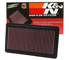 K&N Hi-Flow Air Intake Drop In Filter 33-2343 For 06-11 Civic Si 07-11 Element