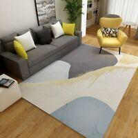 Nordic Geometric Floor Mats Living Room Bedroom Non-slip Rugs Household Carpets