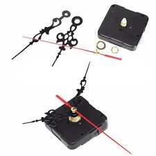 5X(Quartz Clock Movement Mechanism Module Repair DIY Kit Battery Powered Wit) FT