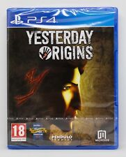 YESTERDAY ORIGINS - PLAYSTATION 4 PS4 PLAY STATION - PAL ESPAÑA - NUEVO ORIGIN