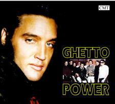 "Elvis Presley ""GHETTO Power"" new 2 cd includes spliced takes"