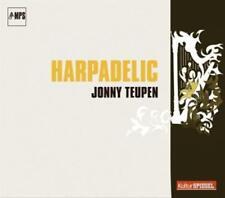 Teupen,Jonny - Harpadelic (MPS KulturSPIEGEL Edition) - CD