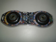 LED Waveboard Ersatz Rollen Räder Skateboard Schwarz ABEC Lager Achsen Werkzeug