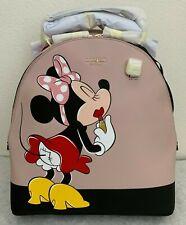 NWT Kate Spade X Minnie Mouse Medium Backpack $328 PXRUA710 ~ Limited Edition!!