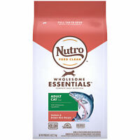 Nutro Wholesome Essentials Natural Salmon & Brown Rice Recipe Adult Dry Cat Food