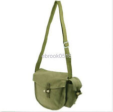Surplus Chinese Drum Haversack Magazine Pouch  Messenger Bag Army Green